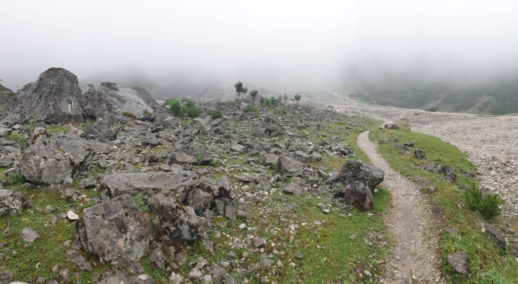 Nebel im Reintal