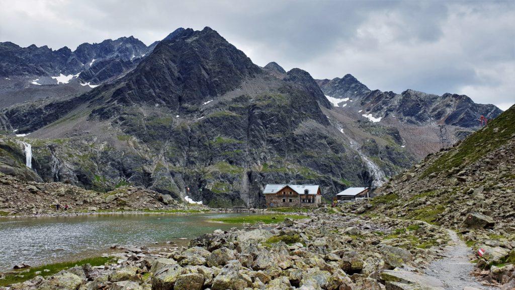 Winnebachseehütte am Winnebachsee