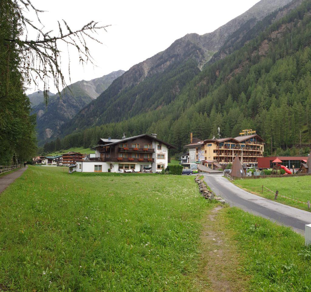 Hotel Sunny in Sölden