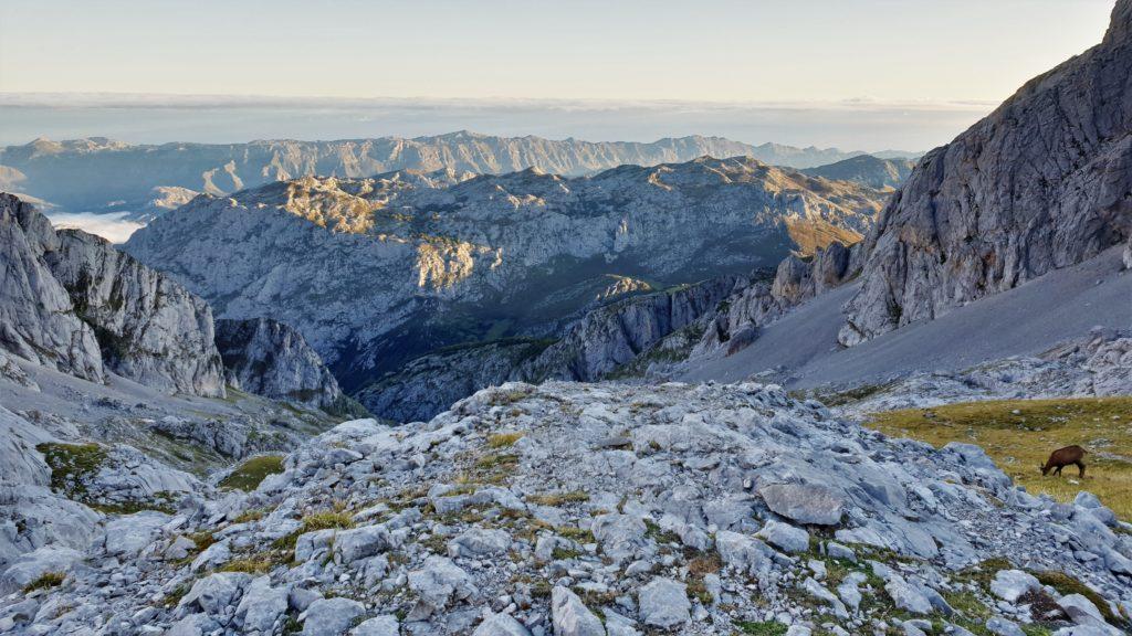 Schönstes Foto Sonnenaufgang: Picos de Europa